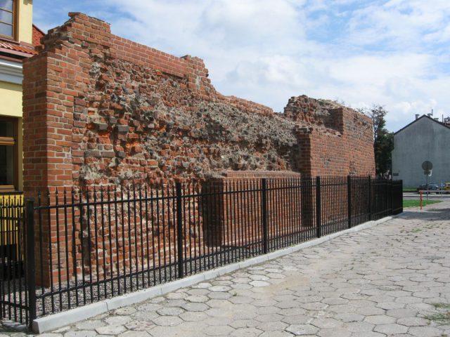 Stadtmauer, Płock