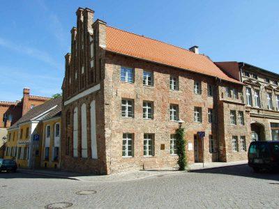 Gotisches Giebelhaus, Anklam