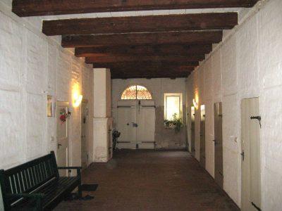 Nikolaihof, Frauenhaus, innen, Bardowick