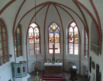 Nikolaihof, Kapelle, innen, Bardowick