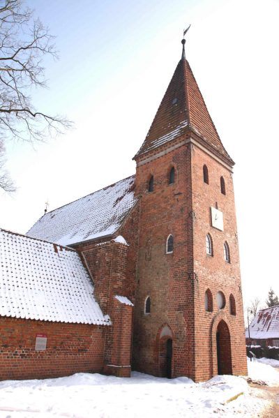 Nikolaihof, Kapelle, Bardowick
