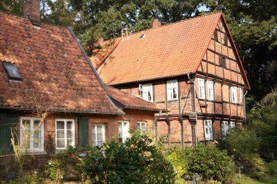 Nikolaihof, Gebäude, Bardowick