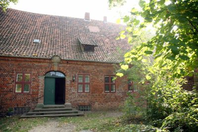 Nikolaihof, neues Männerhaus, Bardowick