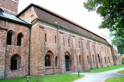 Domklausur, Brandenburg/Havel