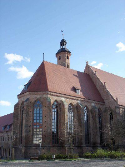 Paulikloster, Kirche, Brandenburg/Havel