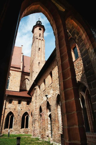 Paulikloster, Kreuzgang, Brandenburg/Havel