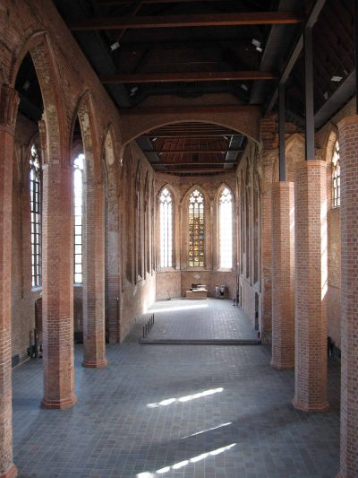 Paulikloster, Kirche, Innen, Brandenburg/Havel