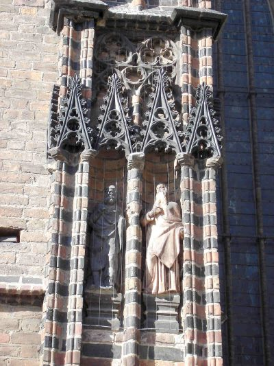 Katharinenkirche, Detail, Brandenburg/Havel