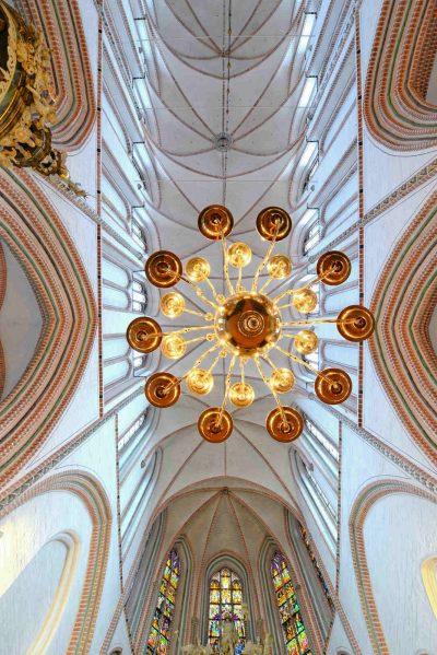 St.-Petri-Kirche, Blick ins Gewölbe, Buxtehude