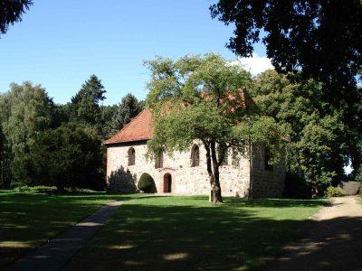 St.-Laurentius-Kapelle, Dahlenburg