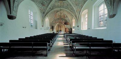 St.-Johannis-Kirche, innen, Flensburg