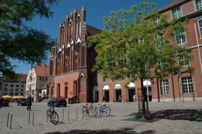 Rathaus, Frankfurt (Oder)