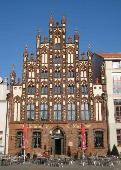 Bürgerhaus Markt 11, Greifswald