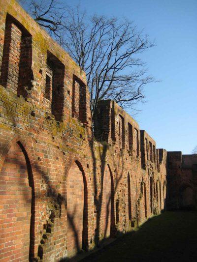 Klosterruine Eldena, Greifswald