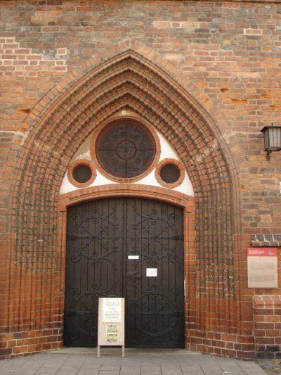 St.-Marien-Kirche, Portal, Greifswald
