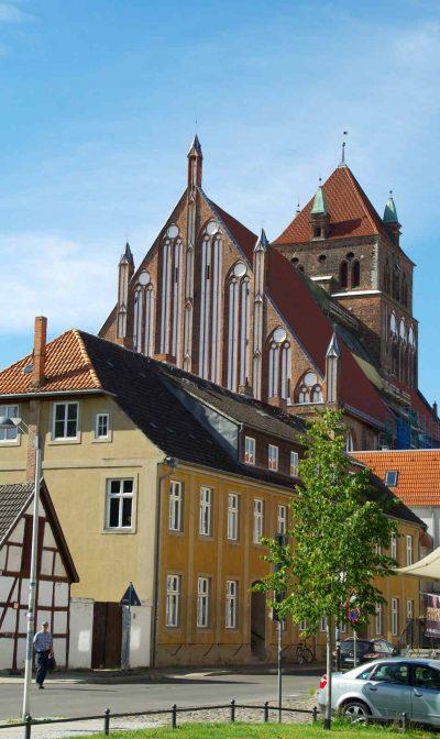 St.-Marien-Kirche, Greifswald