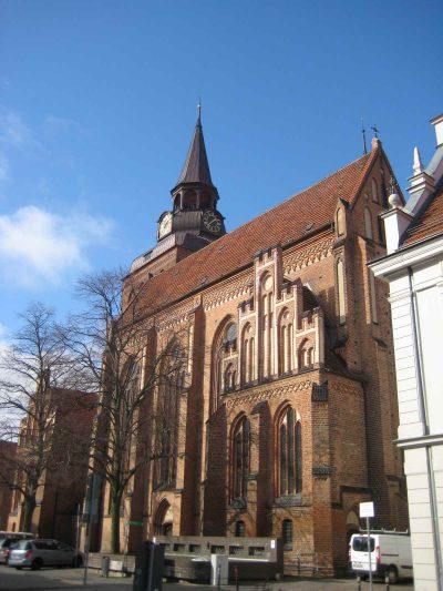 Pfarrkirche St. Marien, Güstrow