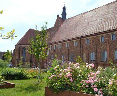 Kulturquartier Mönchenkloster, Jüterbog