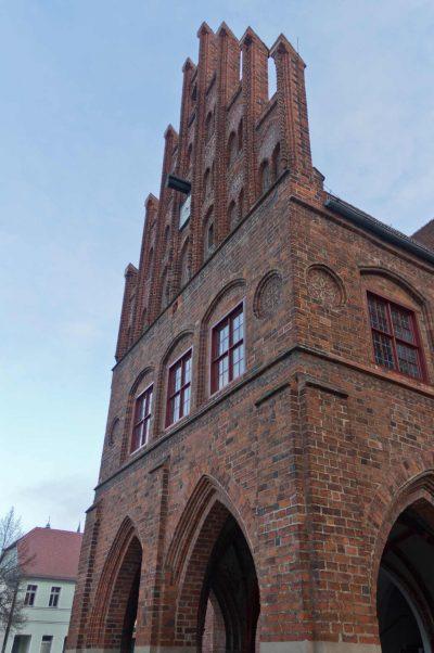 Rathaus, Jüterbog