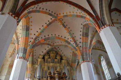 St.-Nikolai-Kirche, Gewölbe, Jüterbog