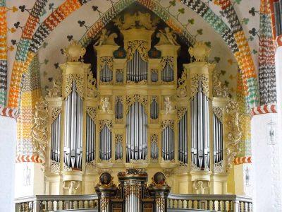St.-Nikolai-Kirche, Orgel, Jüterbog