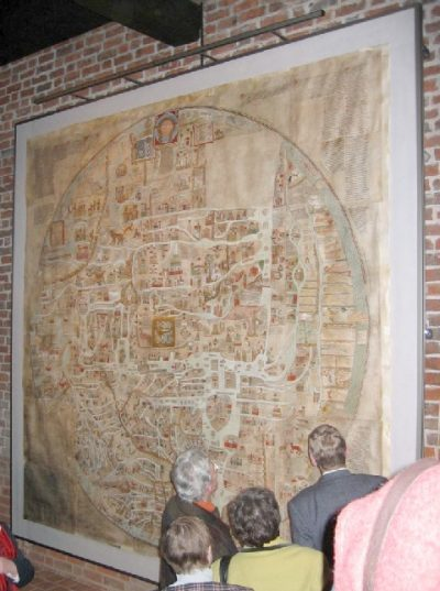 Kloster Ebstorf, Ebstorfer Weltkarte