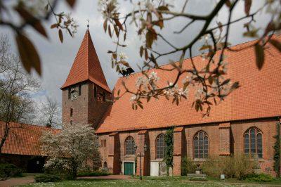 Kloster Ebstorf, Kirche