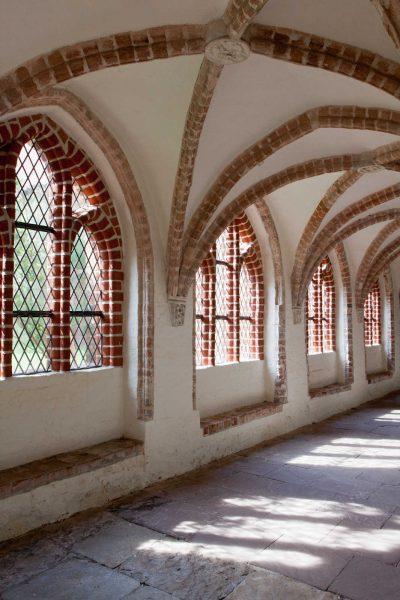 Kloster Isenhagen, Kreuzgang