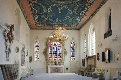 Kloster Walsrode, Kirche, innen