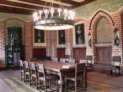 Kloster Walsrode, innen