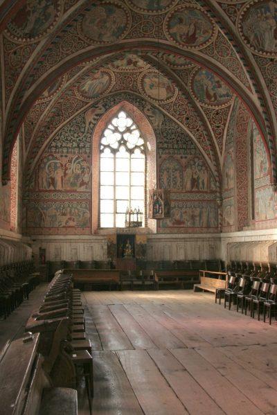 Kloster Wienhausen, innen