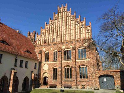 Siechenhaus, Kloster Zinna