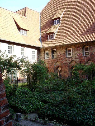 Kloster Lüne, Klostergarten