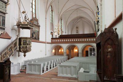 Kloster Lüne, Kirche