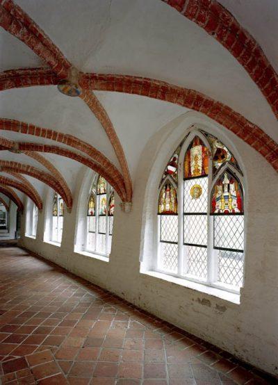 Kloster Lüne, Kreuzgang
