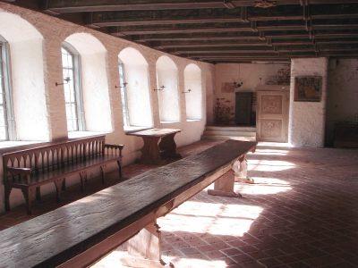 Kloster Lüne, Refektorium
