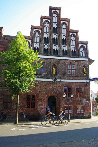 Rathaus, Straße Am Ochsenmarkt, Lüneburg