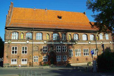 Rathaus, Straße Am Marienplatz, Lüneburg