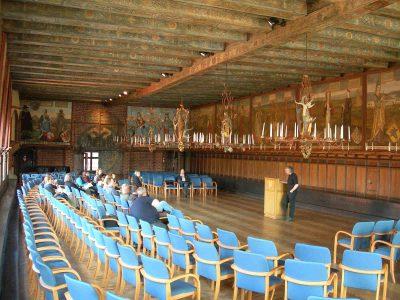 Rathaus, Fürstensaal, Lüneburg