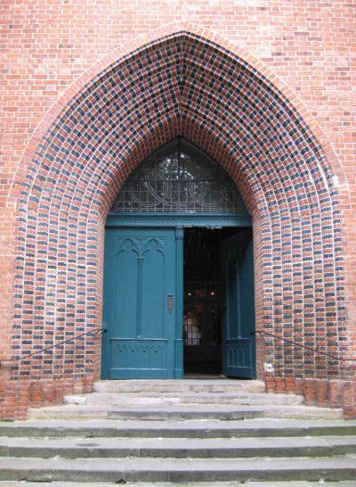 St.-Johannis-Kirche, Portal, Lüneburg