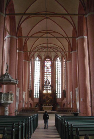 St.-Michaelis-Kirche, innen, Lüneburg