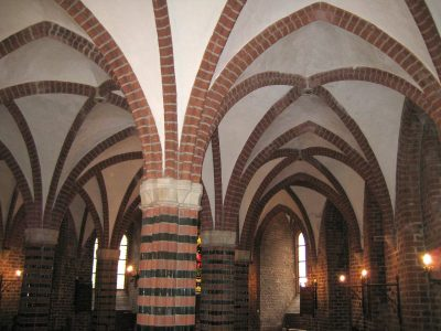 St.-Michaelis-Kirche, Unterkirche, innen, Lüneburg
