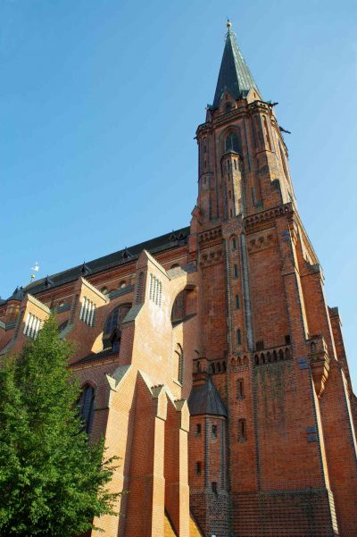 St.-Nicolai-Kirche, Nordseite, Lüneburg