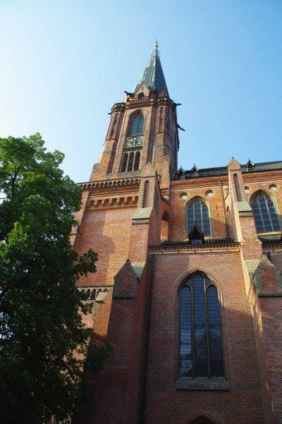 St.-Nicolai-Kirche, Südseite, Lüneburg