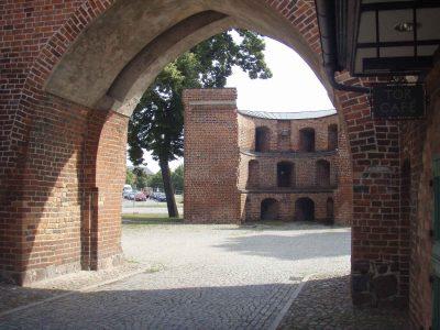 Friedländer Tor, Zingel, Neubrandenburg