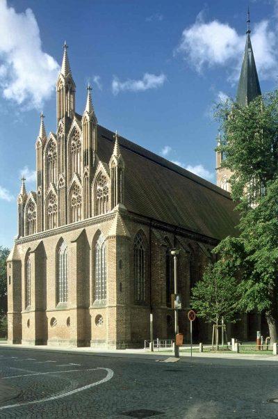St.-Marien-Kirche, Neubrandenburg