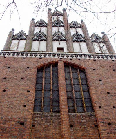 St. Georgen-Kirche, Queranbau, Parchim
