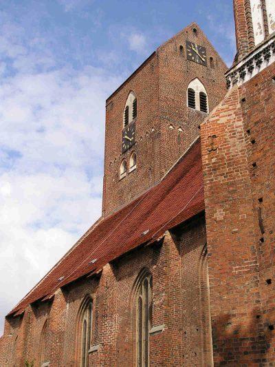 St. Georgen-Kirche, Parchim