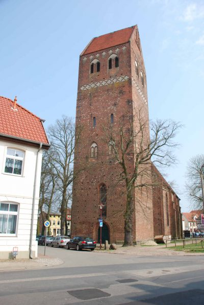 St.-Marien-Kirche, Parchim