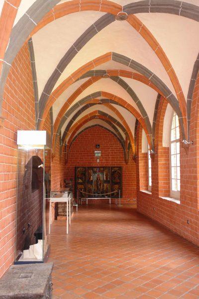 Dominikanerkloster, Kreuzgang, Prenzlau